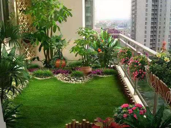 成都别墅花园设计施工